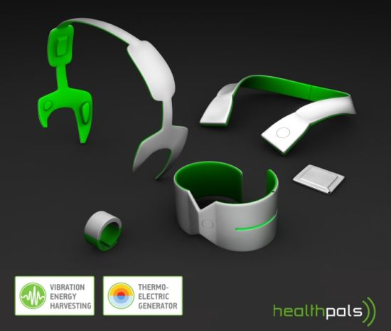 wearablehealth monitoring system 1
