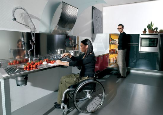 wheel chair accessible kitchen 58 8xLEg 11446
