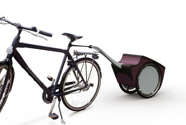 wheeler bike trolley concept 01