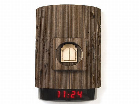 wildermann cuckoo clock 01