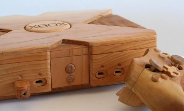 Wooden Xbox