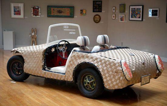 woven car 05