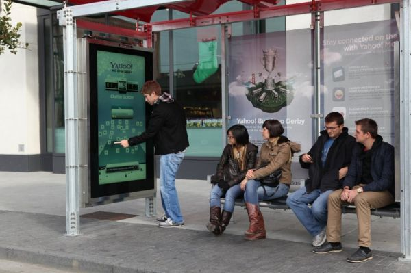 Yahoo! Bus Stop Derby