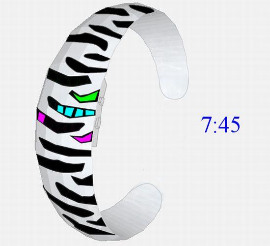 z led watch4