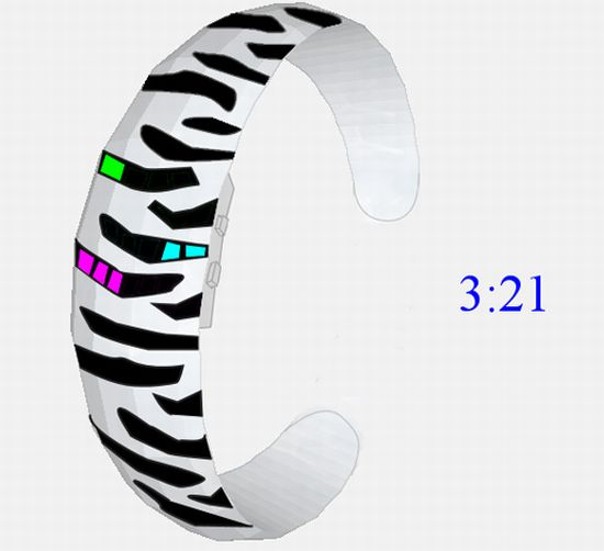 z led watch5