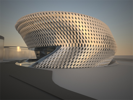 zaha hadid to design the civil courts of justice i