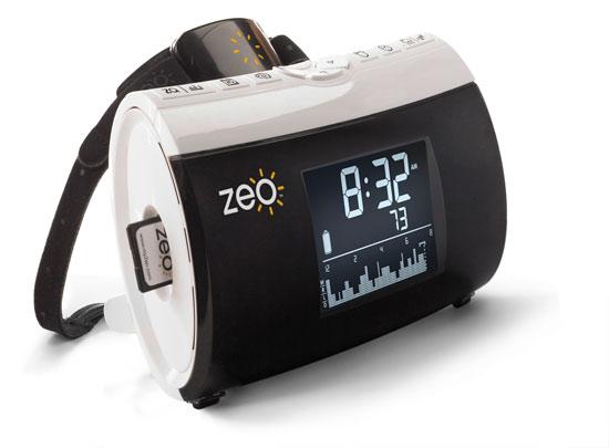 zeo personal sleep coach 01