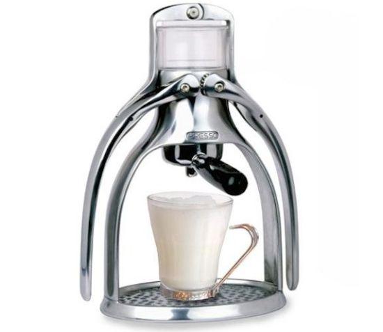 zero electricity espresso maker