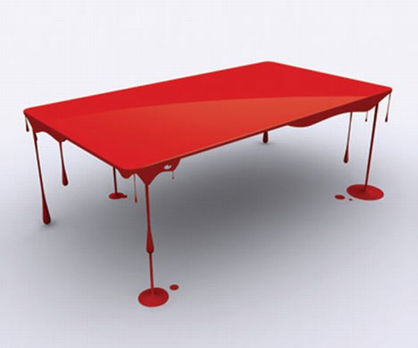dripping-table
