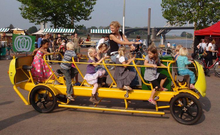 Fietsbus-bike-school-busloaded