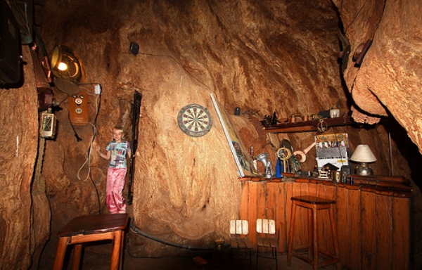 Tree Bar in Limpopo