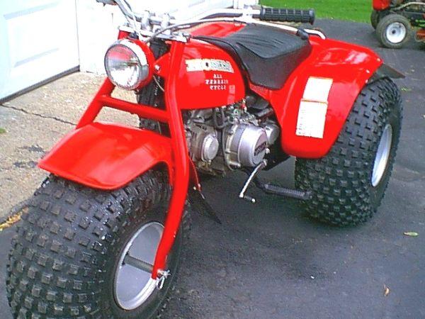 Honda ATC90