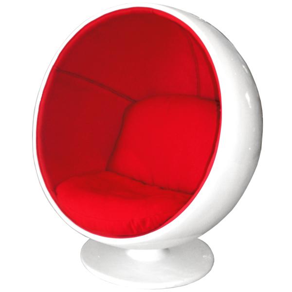 round-egg-chair : Designbuzz