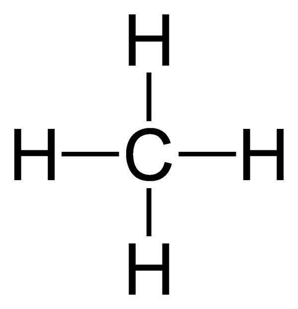 Methane-2D-square