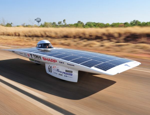 Solar_Car_Tokai_Challenger