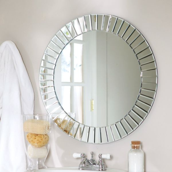 Awesome Small Corner Mirror Bathroom Cabinet Small Walk In Shower Small Bathroom Shaped Bath Tub Mat Towel Delta Bathtub Faucet Removal Youthful Can You Have A Spa Bath When Your Pregnant BlackBathroom Direction According To Vastu Wall Mirror Circle   Designbuzz