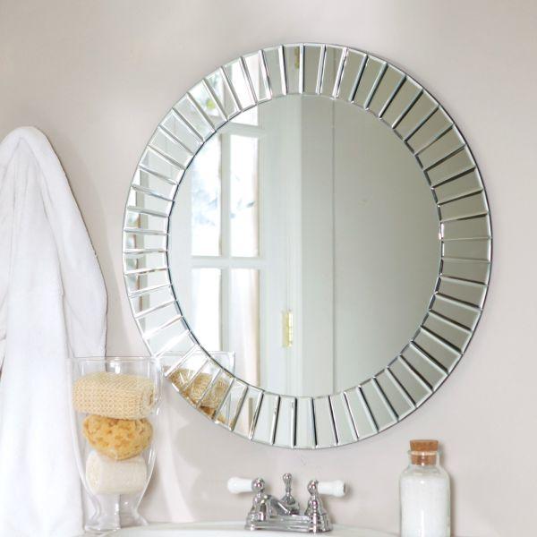 Wall-mirror-circle