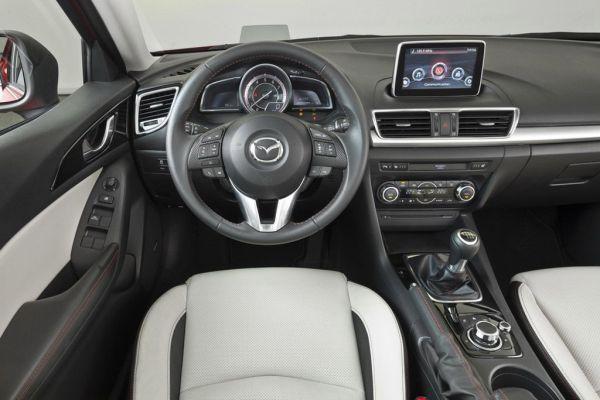 وموصفات سيدان2014 Mazda Sedan