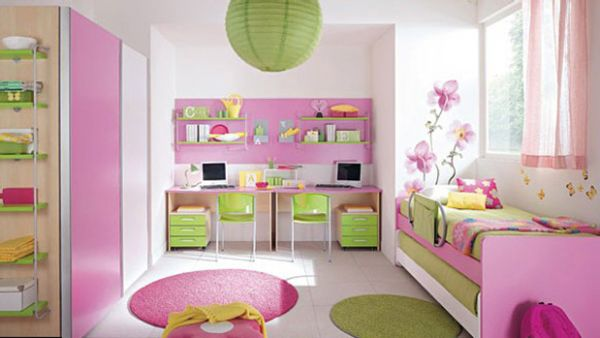 modish kids room