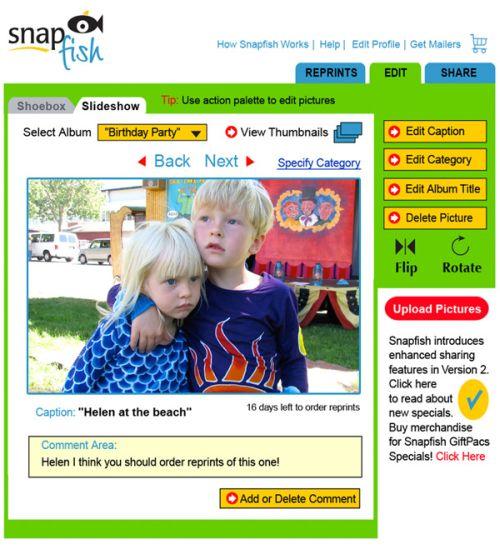 snapfish-ux