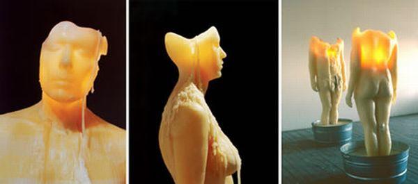 Human-Candles-Set