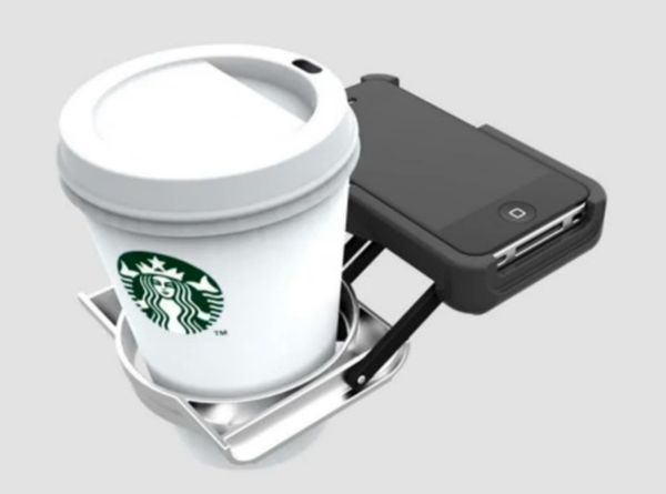 Uppercup-iPhone-case-with-cup-holder-averts-dilemma