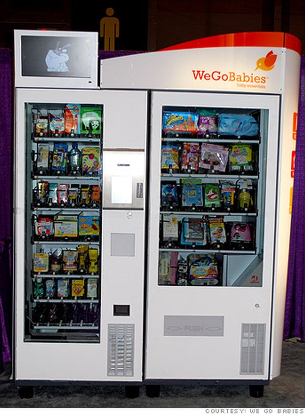 Five Most Popular Vending Machines You Should Know Of Designbuzz