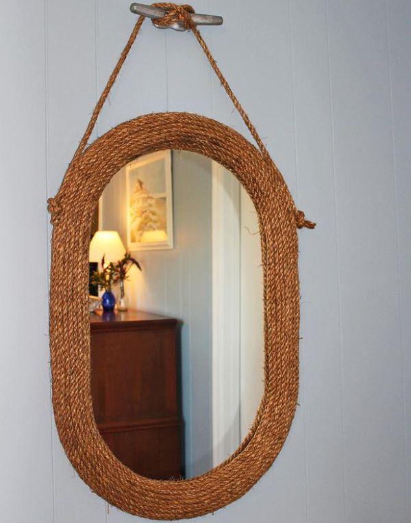 Декор из веревки фото