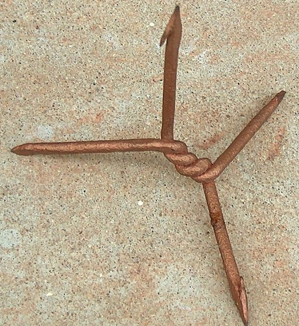 Caltrop_from_Vietnam_1968