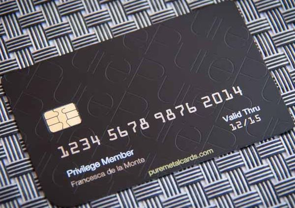 Seven cool and amazing credit cards - Designbuzz