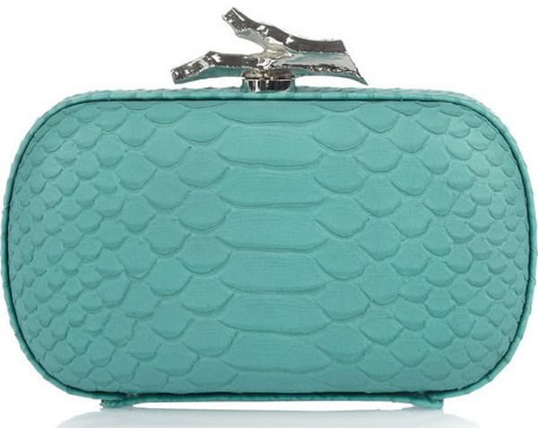 Diane-von-Furstenberg-Lytton-Python-effect-Box-Clutch