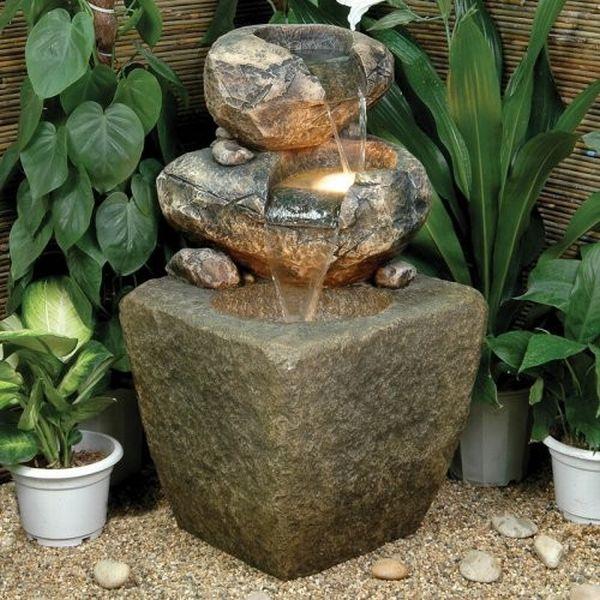 contemporary-outdoor-fountains