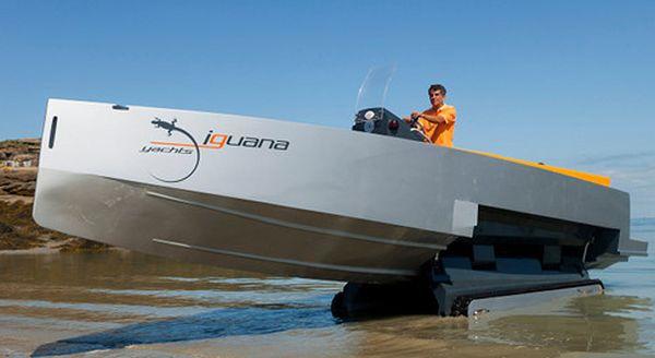 Iguana-29-Amphibious-Yacht-7