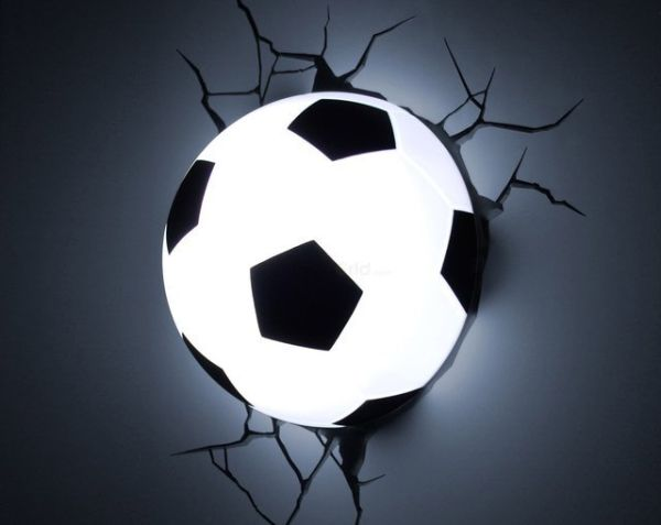 Soccer-Ball-3D-Deco-Light