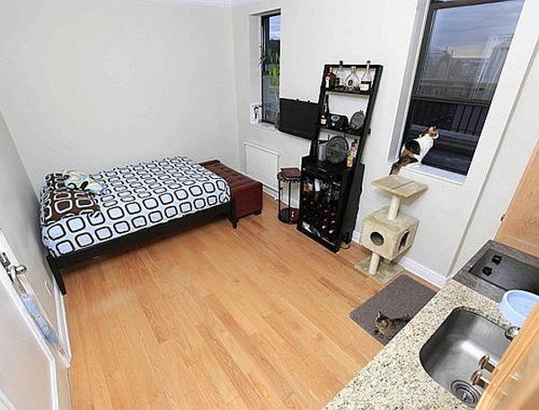 Micro Apartment at 535 W. 110th Street, PH5