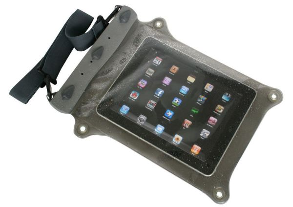 AquaPac Waterproof case for Ipad