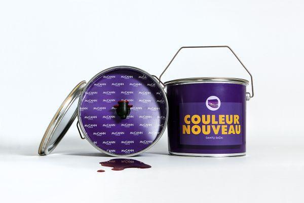 Couleur Nouveau Wine