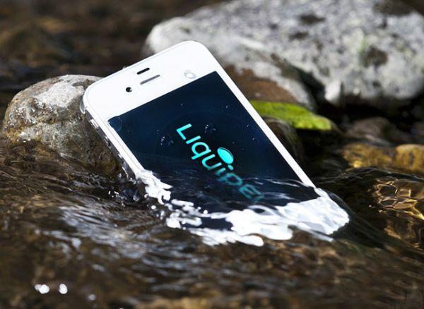 Liquipel waterproofing