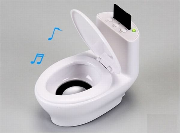 Musical Toilet