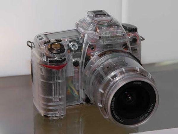 Nikon D80-Skeleton Model
