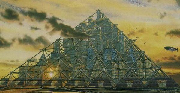 Tokyo Mega Pyramid