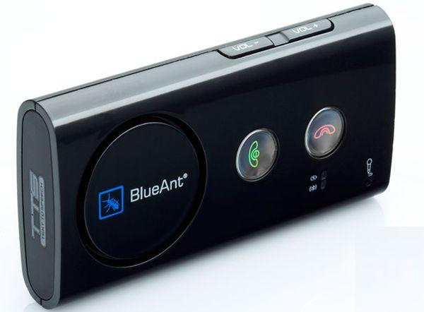 BlueAnt Supertooth 3 Hands-Free Speakerphone