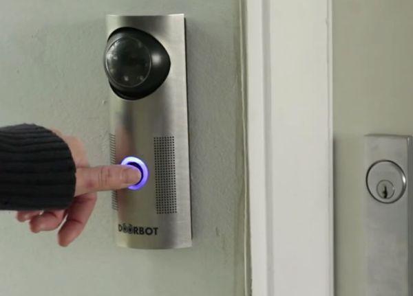 Doorbot Wi-Fi Doorbell Camera