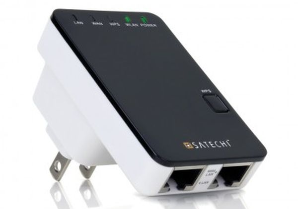 Mini Wi-Fi Wireless Router and Bridge