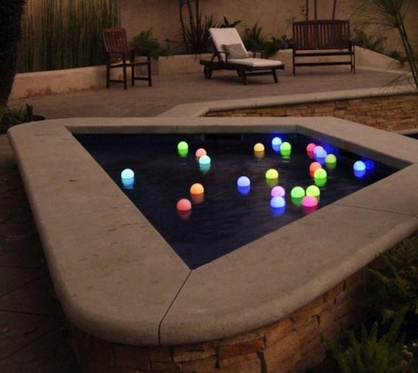 Moodlight Garden Deco Balls
