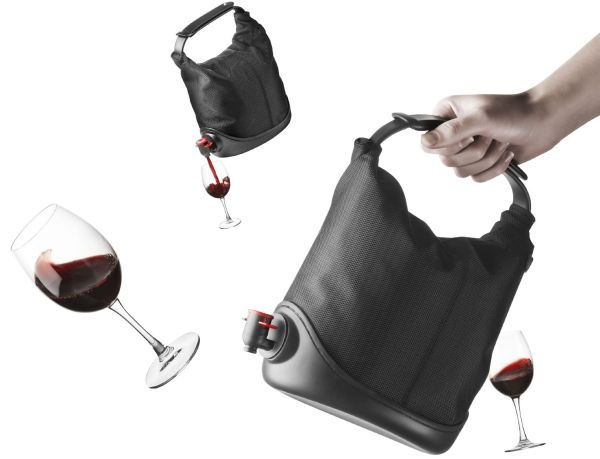 Portable Wine Sack