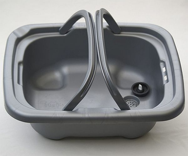 Removable kitchen sink_1