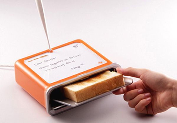 Notepad Toaster