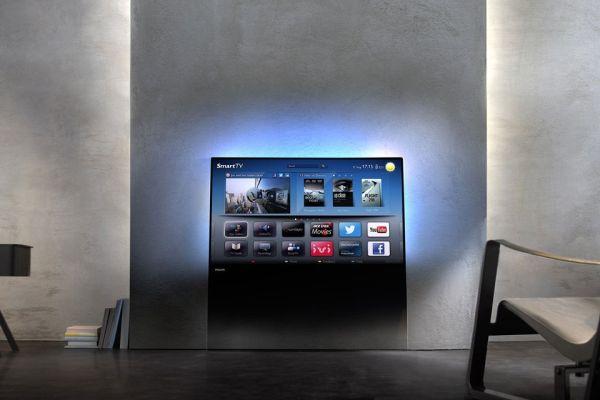 Philips DesignLine LED TV