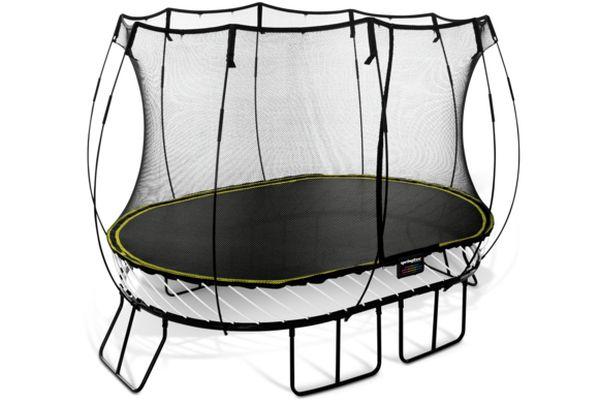 Springfree Trampoline Medium Oval from Dr. Keith Alexander